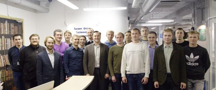 Очередной старт подготовки системных инженеров